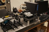 We are in the process of building a custom built, angle resolved SPR for protein and biomolecular adsorption measurements.